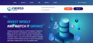 cryptocoral.biz review