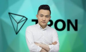founder of TRON investing in Defi