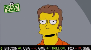 bitcoin in simpsons