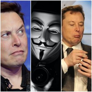 Anonymous hackers, Anonymous actions,, cryptocurrency tweets, blocking payments, DDoS attacks