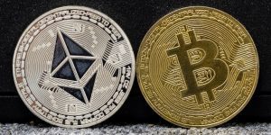 Ether Bitcoin price
